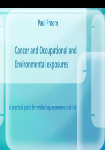 Cancer and occupational and environmental