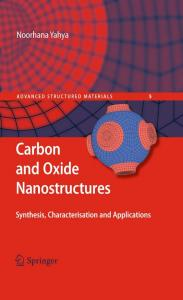 Carbon and Oxide Nanostructures: Synthesis ...