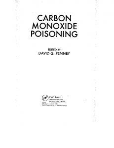 carbon monoxide poisoning - X-Pro Legal