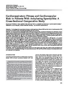 Cardiorespiratory Fitness and Cardiovascular ... - Wiley Online Library