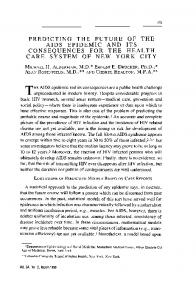 care system of new york city - NCBI