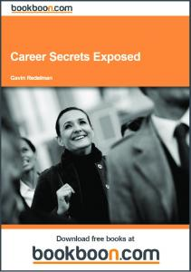 Career Secrets Exposed