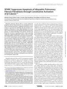 Catenin - Journal of Biological Chemistry