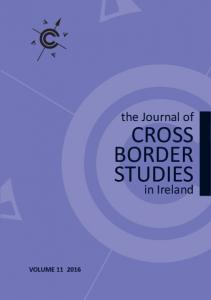 ccbs journal 2016 - The Centre for Cross Border Studies