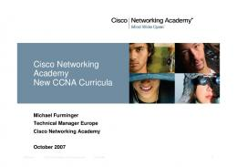 CCNA Discovery y Exploration