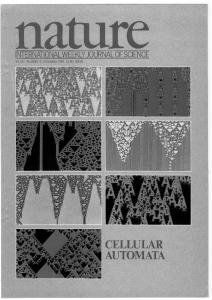 Cellular Automata as Models of Complexity - Stephen Wolfram