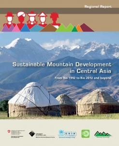 Central Asia - Mountain Partnership