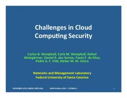 Challenges in Cloud Computing Security - iaria