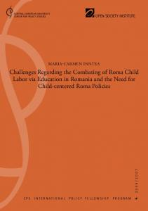 Challenges Regarding the Combating of Roma Child Labor via