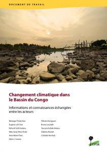 changement climatique dans le Bassin du congo - Center for ...