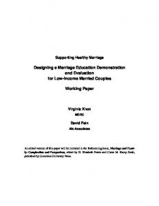 Chapter 1: Introduction - mdrc