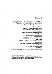 Chapter 1 - NYU Computer Science
