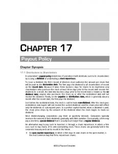 CHAPTER 17 - Pearsoncmg.com