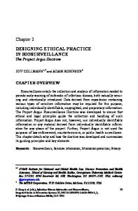 Chapter 2 DESIGNING ETHICAL PRACTICE IN ... - Springer