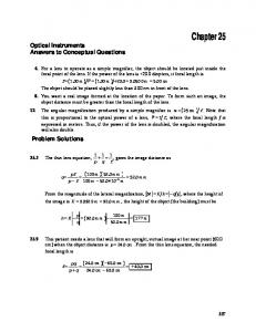 Chapter 25 - UCSD Department of Physics