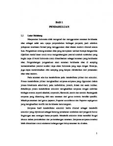Chapter I.pdf - USU Institutional Repository - Universitas Sumatera ...