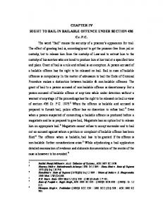 section 34 ipc bailable