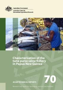characterisation of the tuna purse seine fishery in ... - Pacific Community