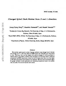 Charged Q-ball Dark Matter from $ B $ and $ L $ direction