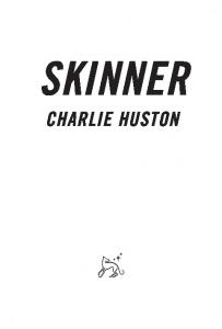 CHARLIE HUSTON - Orion Books