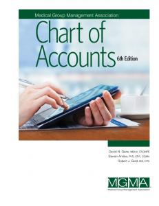 Chart of Accounts, 6th Edition