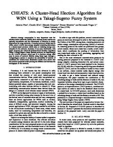 CHEATS: A cluster-head election algorithm for WSN ... - IEEE Xplore