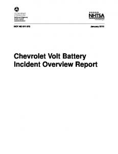 chevrolet volt battery incident overview report_599df86f1723dd0e40b19adb kid trax srt viper 16 volt battery powered ride on manual  at gsmx.co