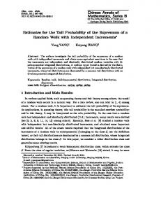Chinese Annals of Mathematics, Series B Estimates for ... - Springer Link