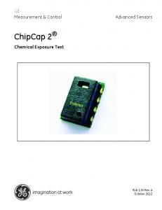 ChipCap Chemical Test.book - Digikey