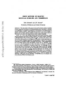 CHOW MOTIVES OF ELLIPTIC MODULAR SURFACES AND
