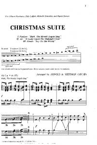 CHRISTMAS SUITE - Hope Publishing Company