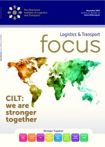 CILT: we are stronger together - Core