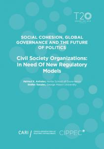 Civil Society Organizations: In Need Of New ... - T20 Argentina