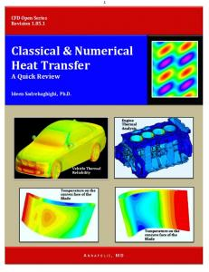 Classical & Numerical Heat Transfer