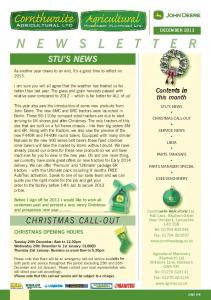 Click Here for the Newsletter