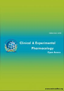 Clinical & Experimental Pharmacology