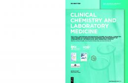 clinical chemistry and laboratory medicine
