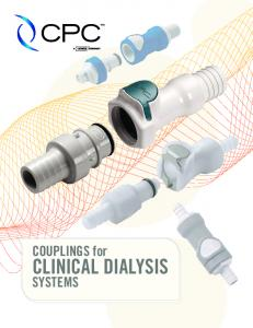 CLINICAL DIALYSIS APPLICATIONS - Colder Products Company