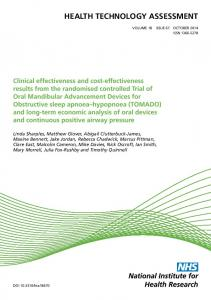 Clinical effectiveness and cost-effectiveness results ...