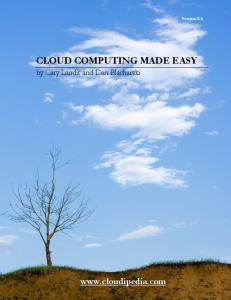 cloud computing made easy - Learn Online Program