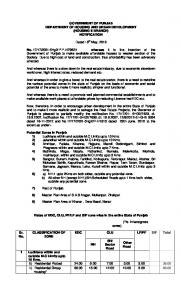 Notification No  21607-2T(2) - Punjab Transport Department