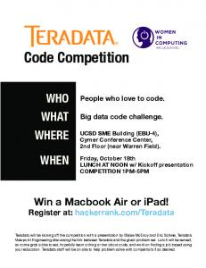 Code Competition