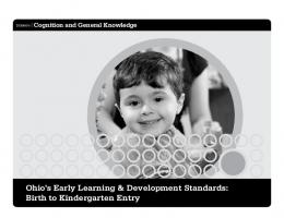 Cognitive Development and General Knowledge - Early Childhood ...