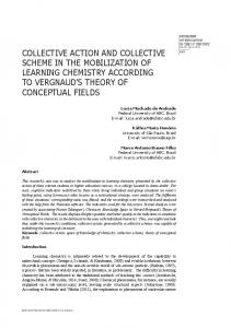 collective action and collective scheme in the mobilization of learning