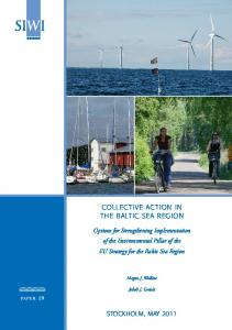 collective action in the baltic sea region
