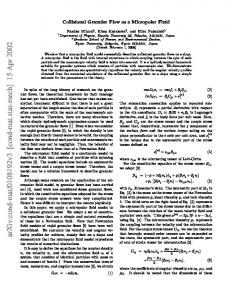 Collisional Granular Flow as a Micropolar Fluid