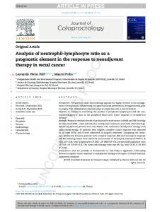 Coloproctology