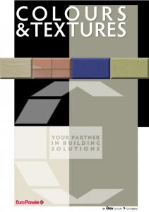 colours & textures - Fiber Cement Products