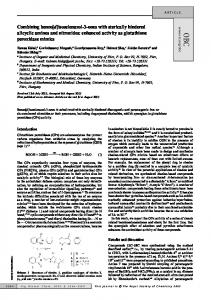 Combining benzo [d] isoselenazol-3-ones with sterically hindered ...