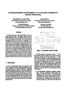 Combining Scalability and Expressivity in the ... - Semantic Scholar